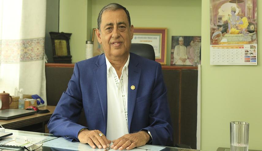 Acharya unanimously elected IPPAN chair
