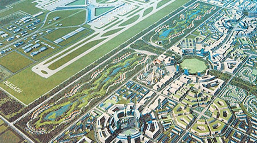 Indian firm CG Infrata-BDA (JV) to prepare masterplan of Nijgadh Airport
