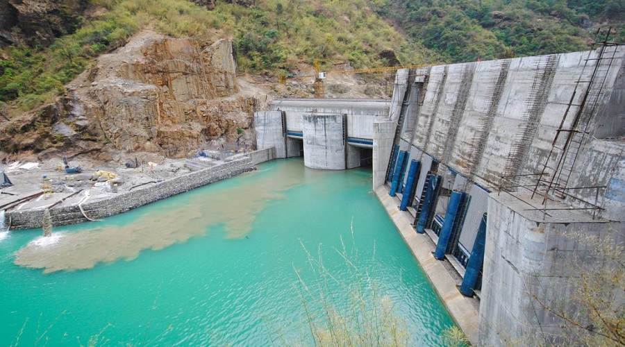 Upper Tamakoshi successfully generates electricity from second unit