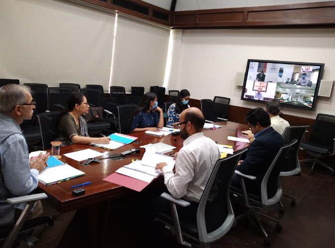 Nepal-India Oversight Mechanism meeting concludes
