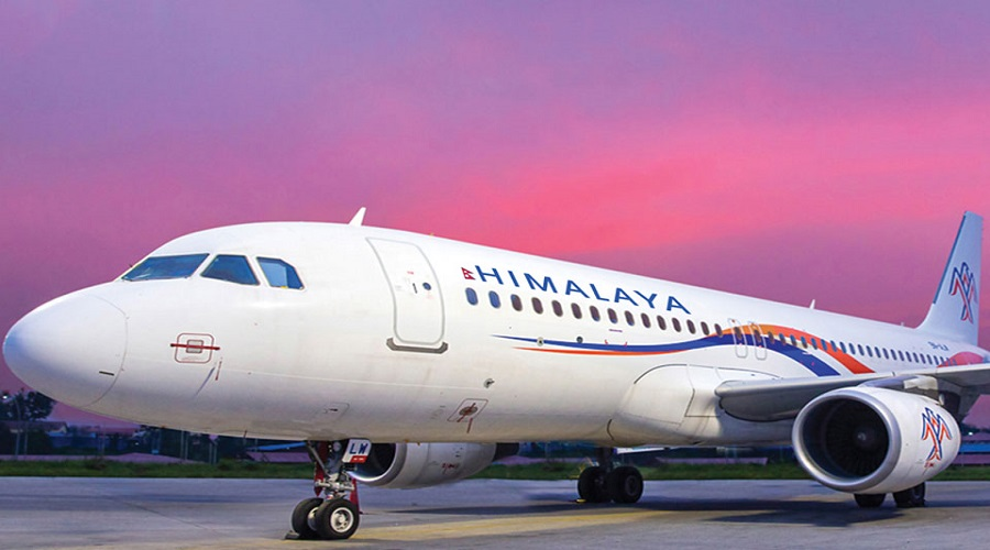 Himalaya Airlines donates medical supplies health institutions