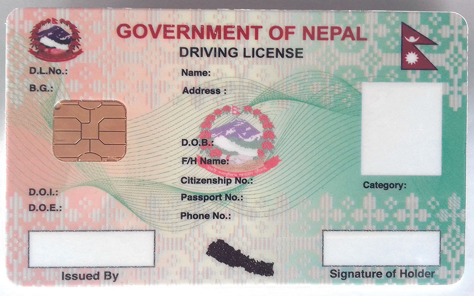 DoTM to resume driving license renewal process from Sunday