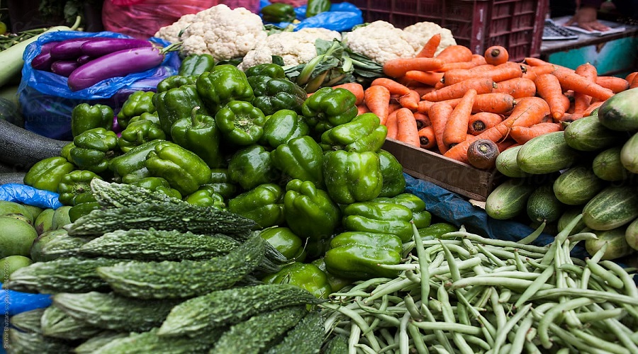 Vegetable prices rise as production declines