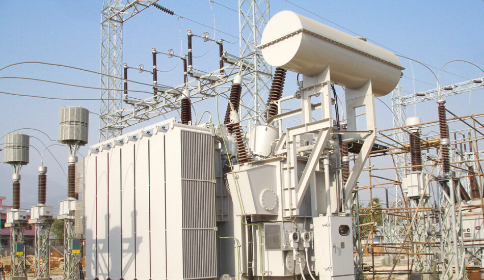 NEA starts charging Dhalkebar substation