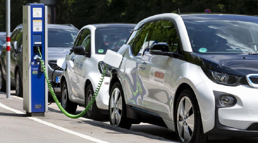 NEA signs agreement with Chinese firm to construct 50 EV charging stations