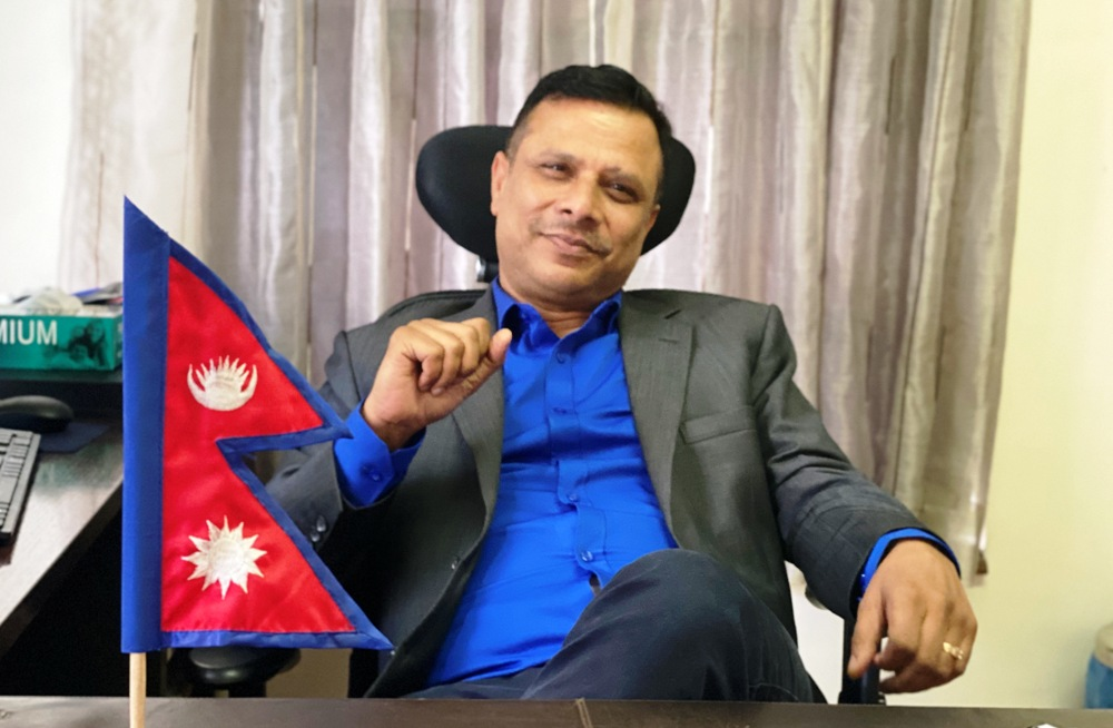 'Nepal Telecom, Ncell are indirectly impelling a third player to consider the Nepali market'