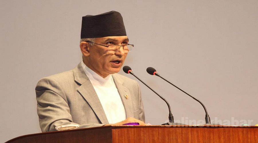 Government will work along with the private sector: Finance Minister Poudel