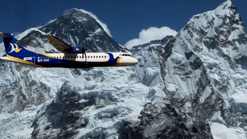 Buddha Air to resume mountain flight from December 5