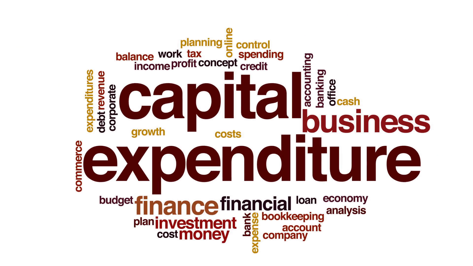 Capital budget spending at four years low