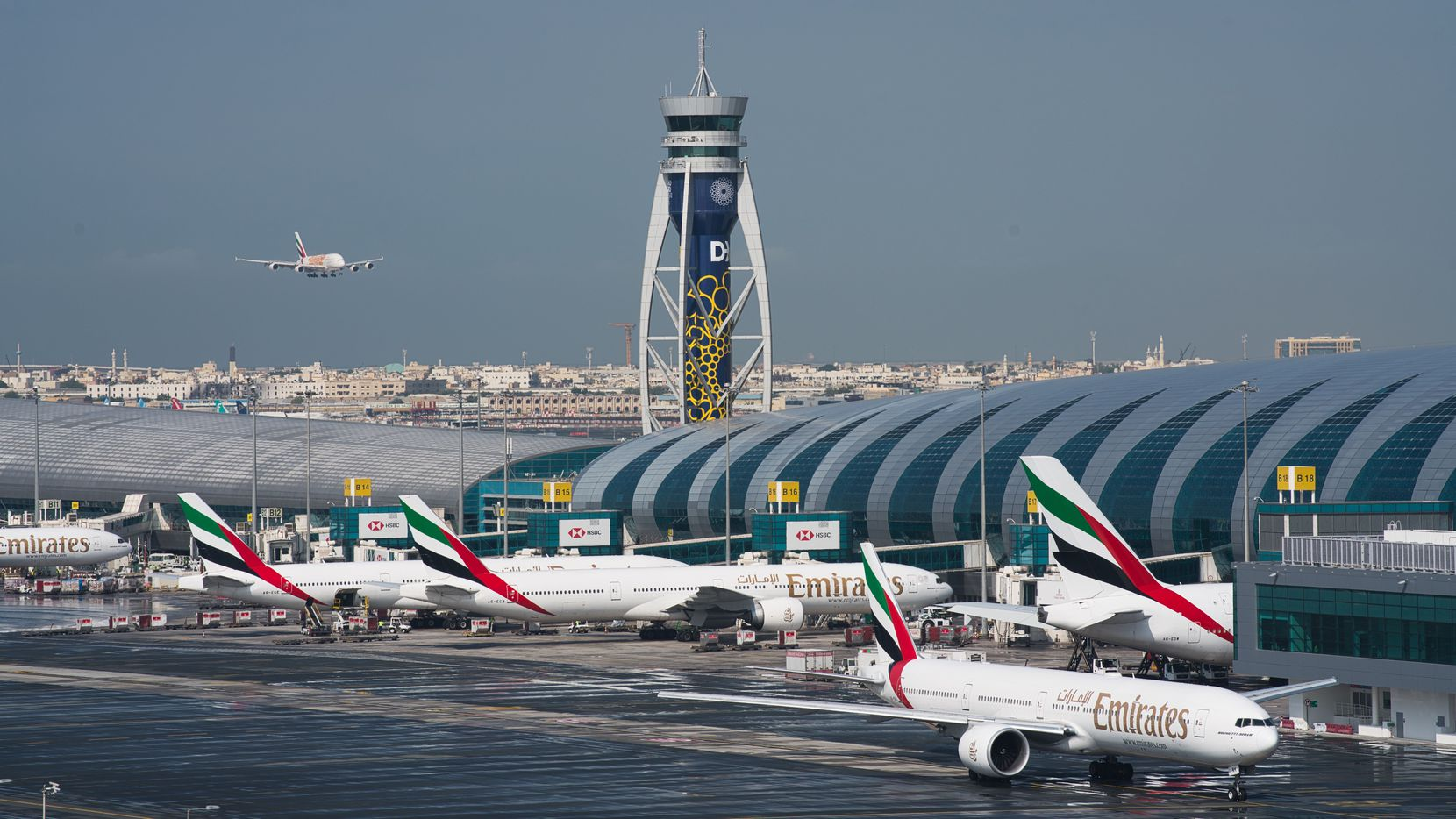 Dubai Int'l Airport warns NAC for carrying passengers with fake PCR reports