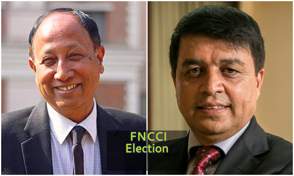 FNCCI Election: Dhakal and Pradhan's contrary approaches