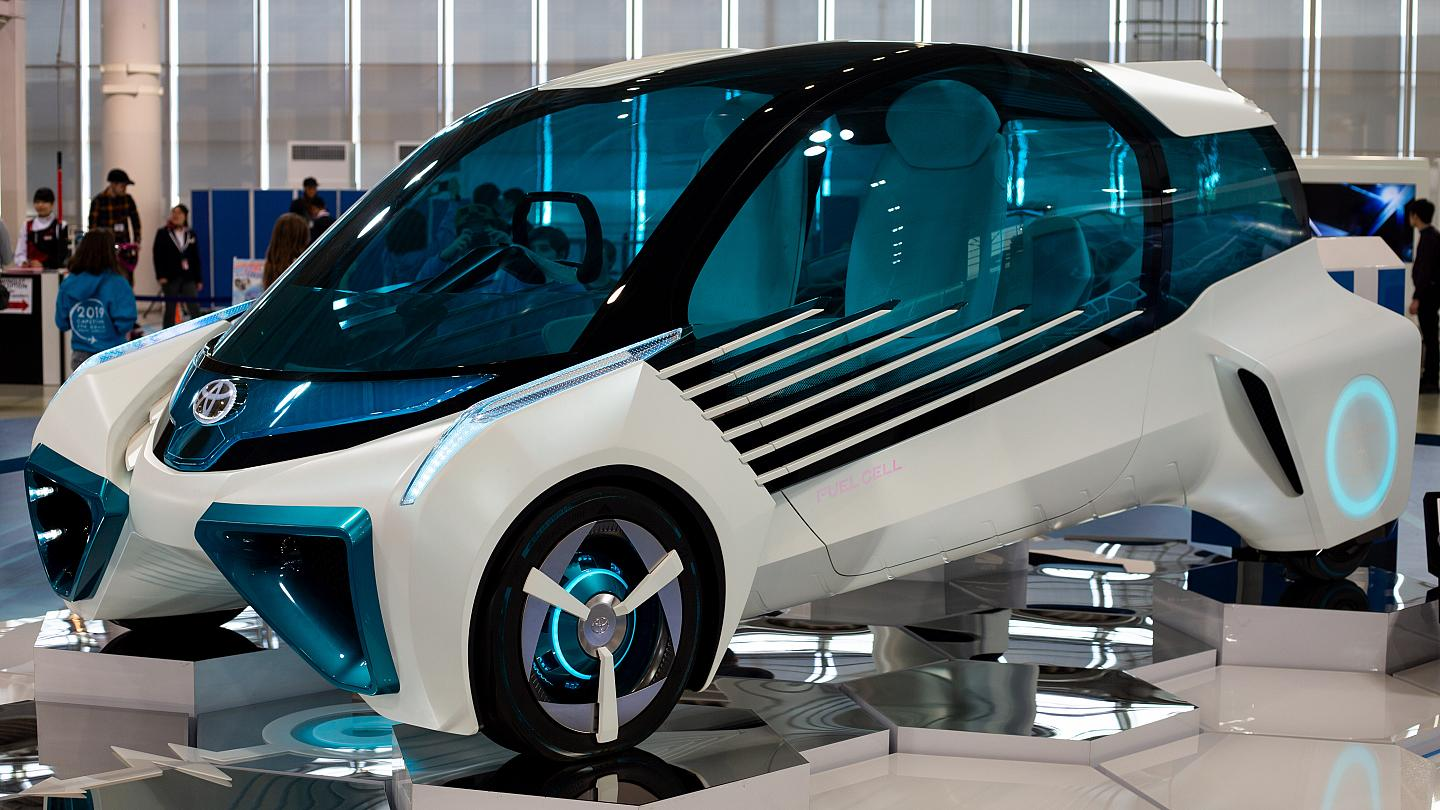 Hyundai's hydrogen car ambitions get a boost from british billionaire's chemical giant