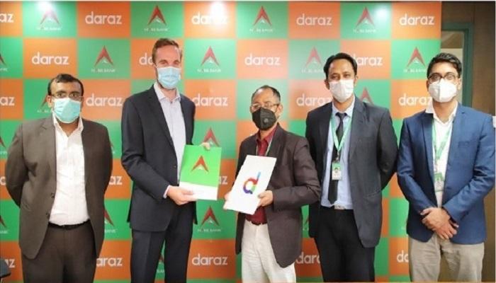 Nabil Bank, Daraz Kaymu partners to promote SMEs
