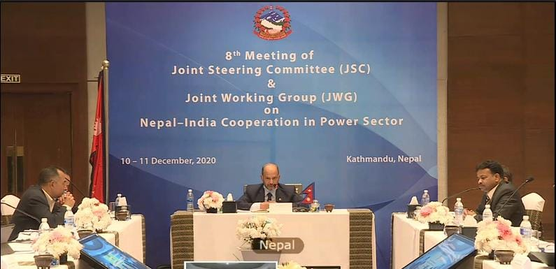 Nepal-India energy talk begins, Energy Banking among key agendas