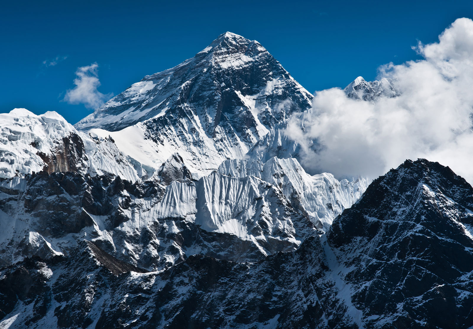 New height of Mt Everest measure 8848.86 meters