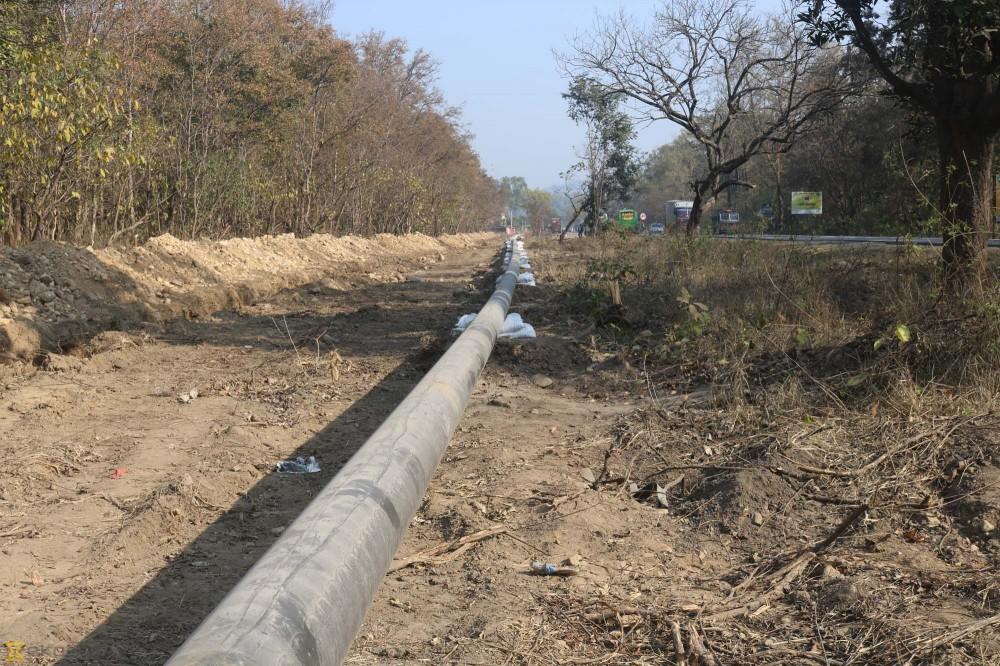 Construction of Amlekhgunj-Lothar petro pipeline to cost Rs 13 billion