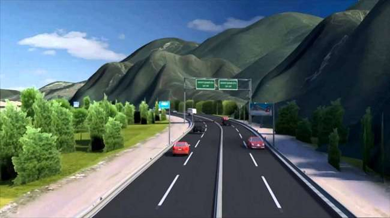 Kathmandu-Tarai Expressway achieves 11.11% physical progress