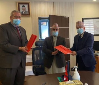 Nepal & World Bank ink Financing Agreement on Forests and Climate Change