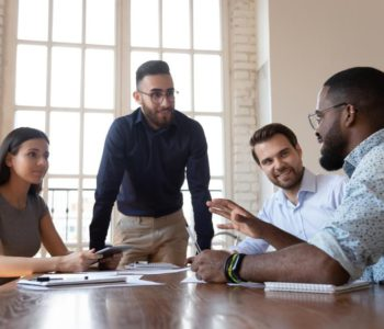 Five steps leaders can take to promote team goals