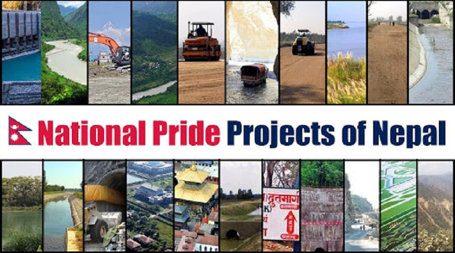 Dismal progress of National Pride Projects