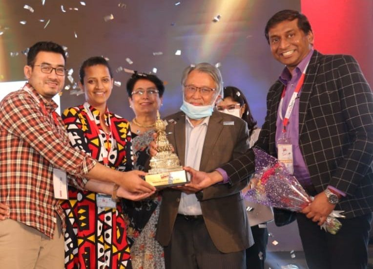 Ncell awarded with prestigious 'National HR Excellence Award 2020'