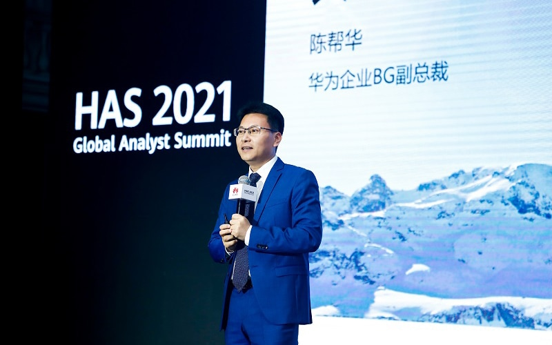 Huawei: Optimizing portfolio to boost business resilience and navigatea challenging environment