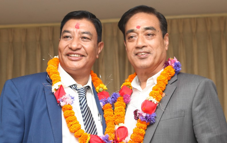 Rajendra Malla unanimously appointed president of NCC