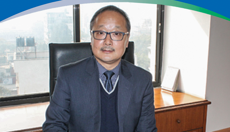 Sudesh Khaling becomes first Nepali CEO of Everest Bank