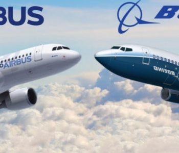 EU, US reach deal to end Airbus-Boeing trade dispute