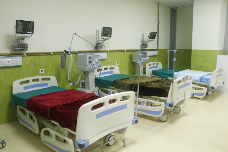 Chaudhary Foundation hands over 18-bed ICU ward to Bir hospital