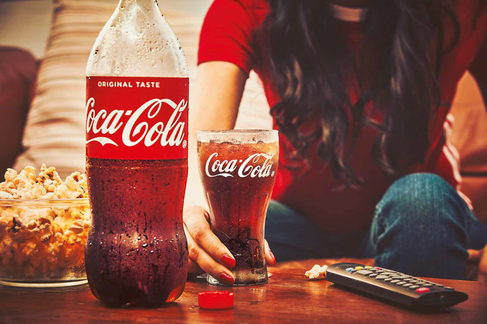 Coca-Cola is changing the flavor of a soda. Again