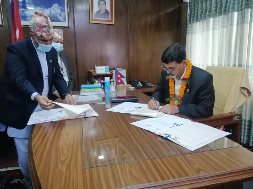 Morale of Finance Ministry officials down as Minister Sharma promoting external suggestions