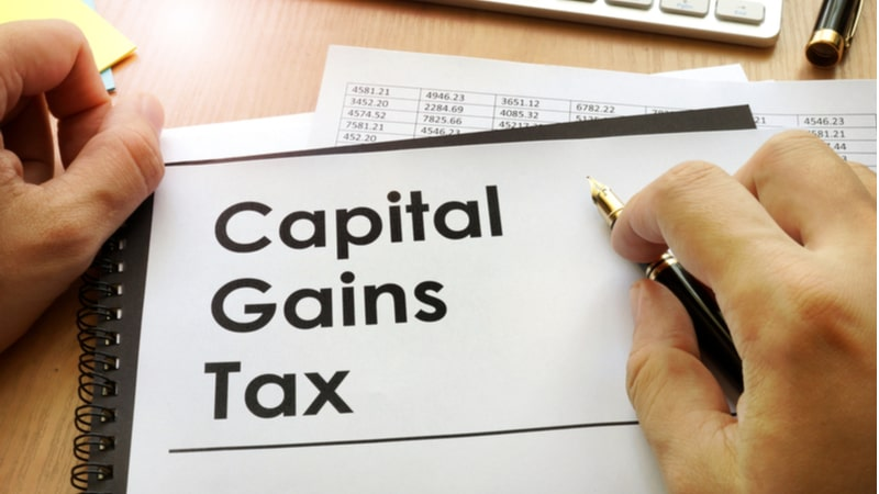Revised capital gains tax system in share market into implementation from today